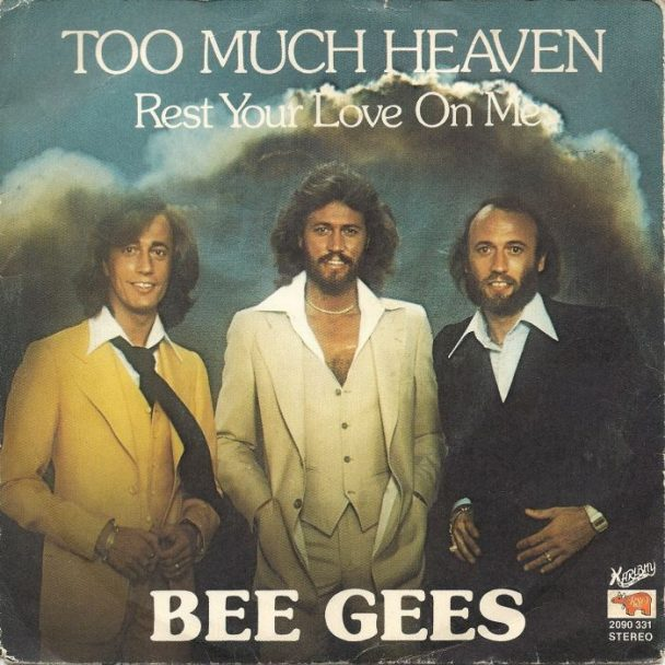 """The Number Ones: Bee Gees' """"Too Much Heaven"""""""