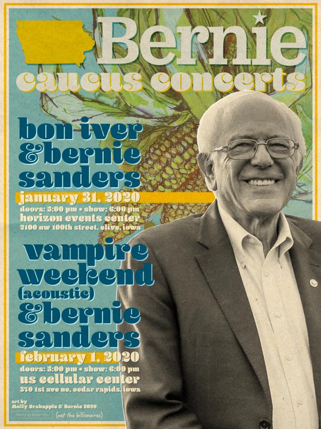 Bernie-poster