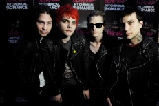 blink-182 & My Chemical Romance: The 2011 Honda Civic Tour Announcement Event