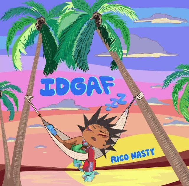"""""""IDGAF"""""""