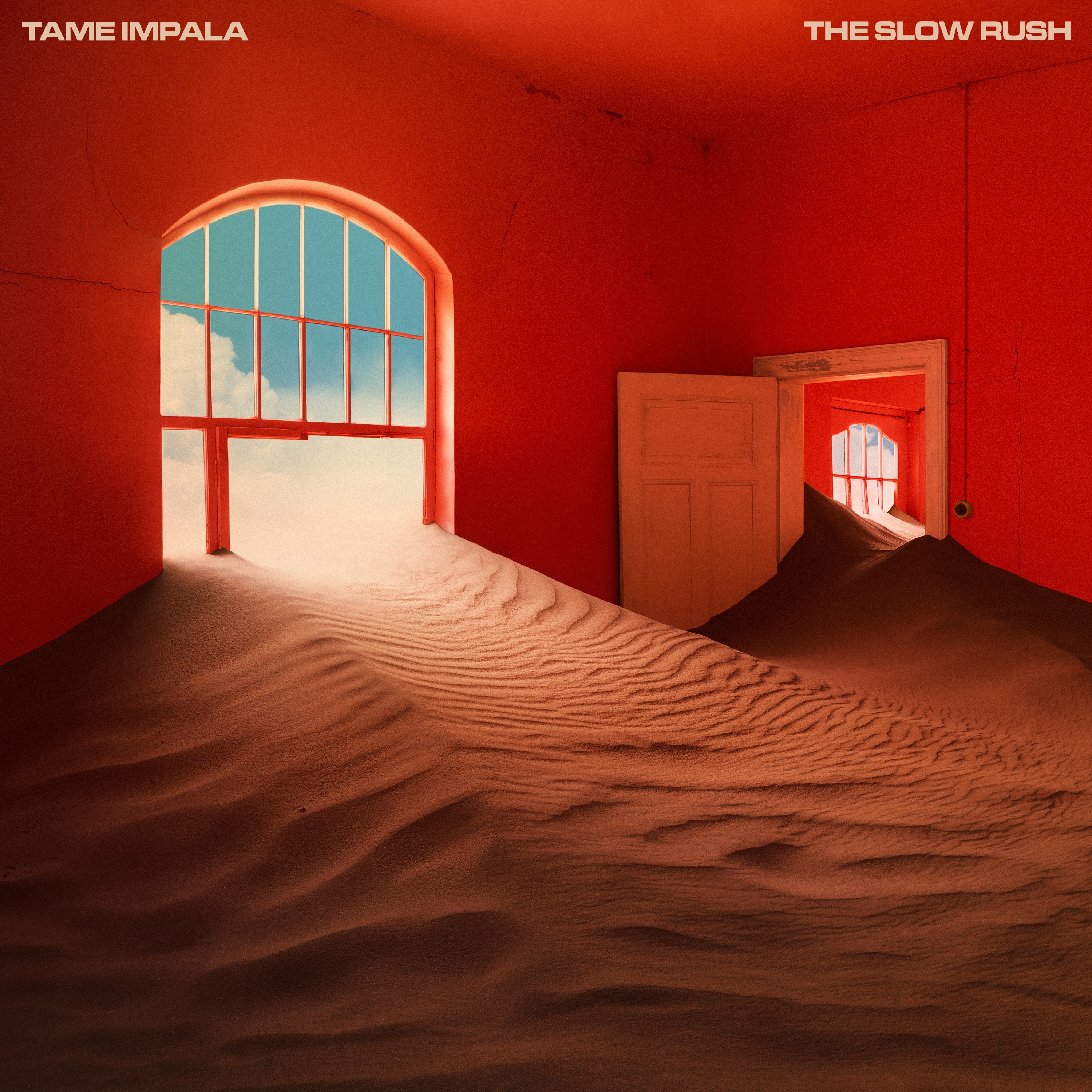 Image result for tame impala the slow rush