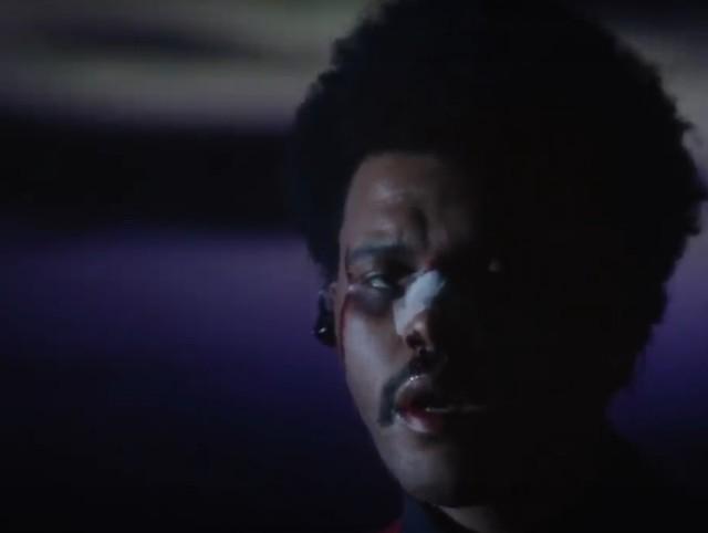 The-Weeknd-on-Kimmel