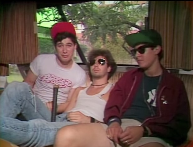 Resultado de imagen de beastie boys jonze trailer