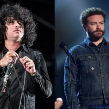 Mars Volta Singer Blames Actor For His Dog's Murder