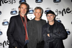 Genesis 'When In Rome 2007' Dvd Premiere, Kensington Odeon, London, Britain - 20 May 2008