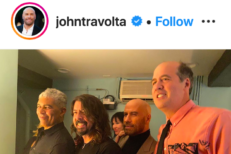 John Travolta & Nirvana