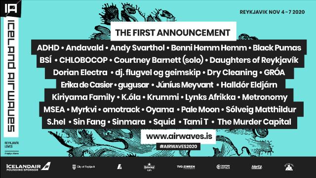 Iceland-Airwaves-2020-Lineup
