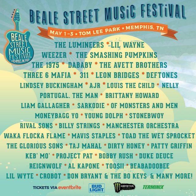 Beale-Street-Music-Festival
