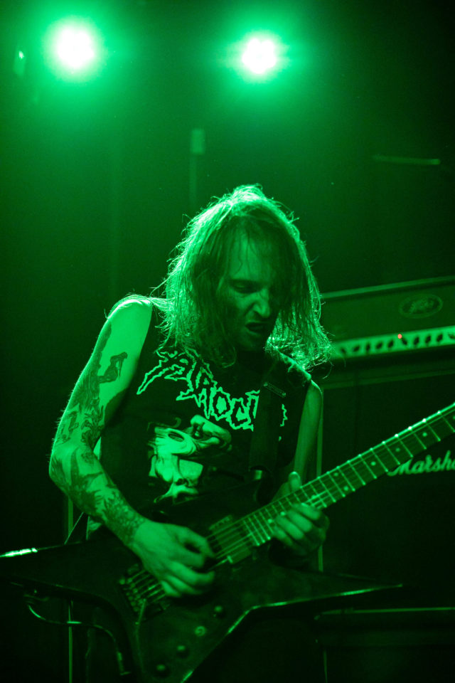 Blood Incantation, Saint Vitus, Brooklyn, New York, USA - 14 Feb 2020