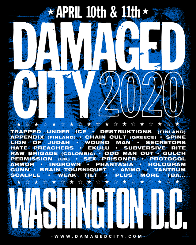 Damaged-City