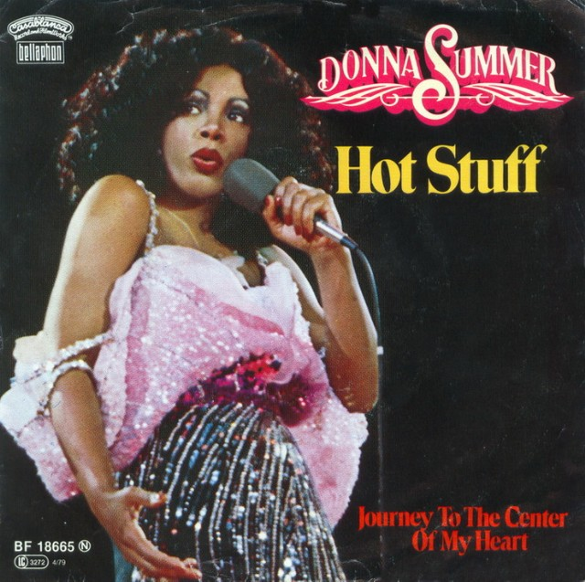 """The Number Ones: Donna Summer's """"Hot Stuff"""" - Stereogum"""