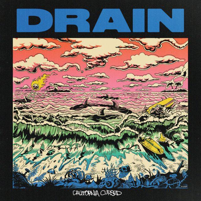 Drain-California-Cursed