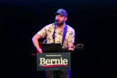 Bernie Sanders 2020 Iowa Caucus Concert