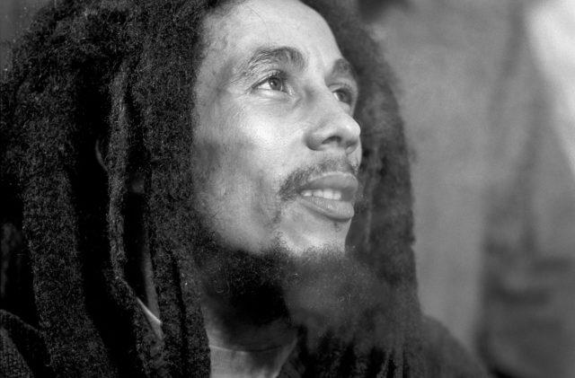 Bob Marley in Concert at the Fox Theater in Atlanta - November 12, 1979