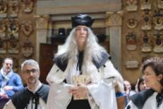 Patti Smith Laurea Ad Honorem In Padua