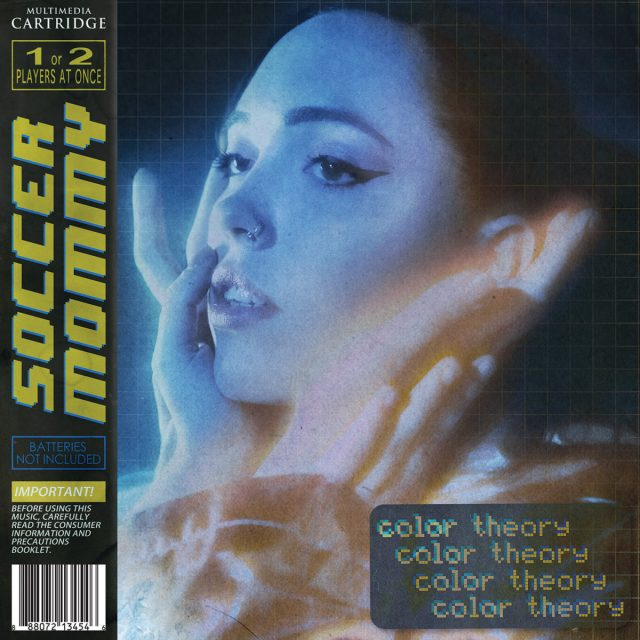 Image result for soccer mommy color theory