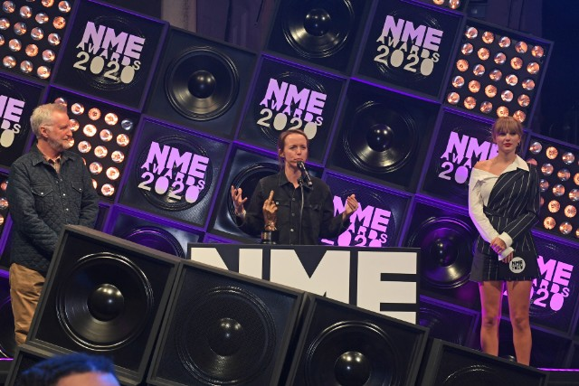 NME Awards 2020 - Inside Ceremony