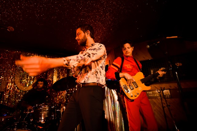 Yeasayer Perform In London