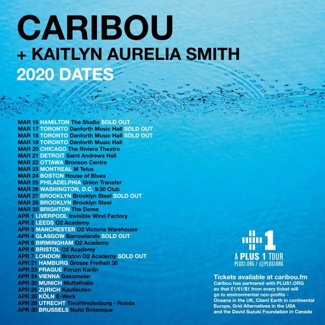 Caribou tour