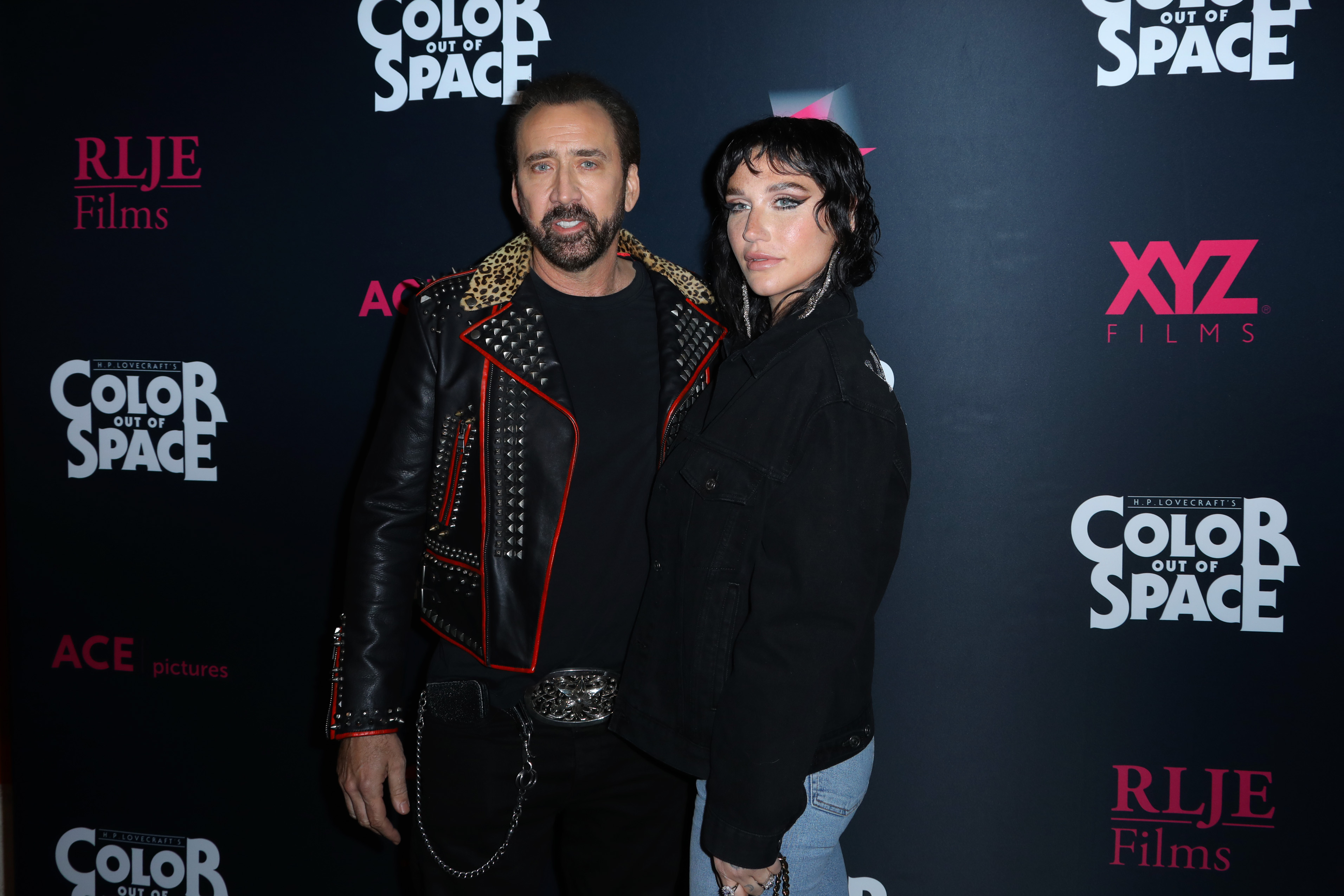 Nicolas Cage & Kesha