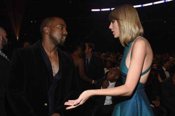 "Kanye West & Taylor Swift's ""Famous"" Phone Call Leaks"