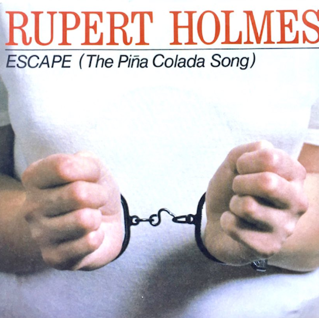 Image result for escape rupert holmes single images
