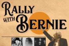 Bernie Sanders Digital Rally