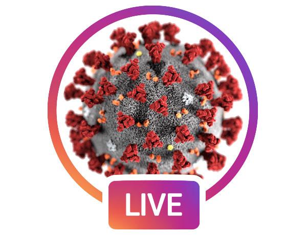 Coronavirus Livestreams