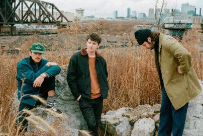 Deeper Go Deep On Their New Album Auto-Pain