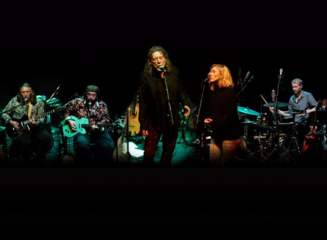 Robert Plant & Saving Grace