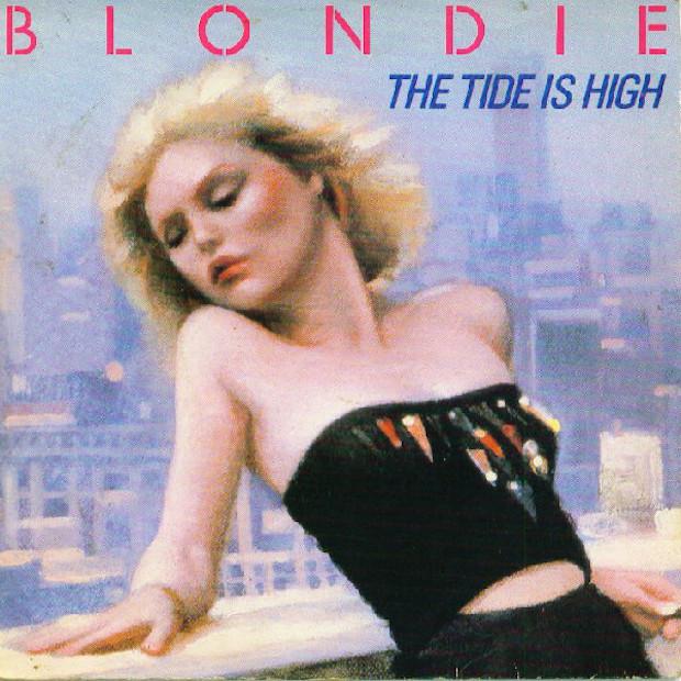 Blondie - The Tide Is High