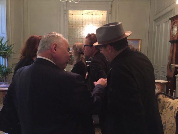 Elvis Costello Shares Personal Essay Honoring John Prine