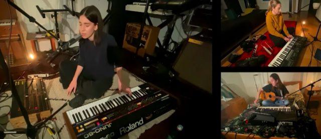 HAIM-on-Colbert