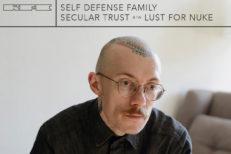 """Self Defense Family - """"Secular Trust"""" & """"Lust For Nuke"""""""