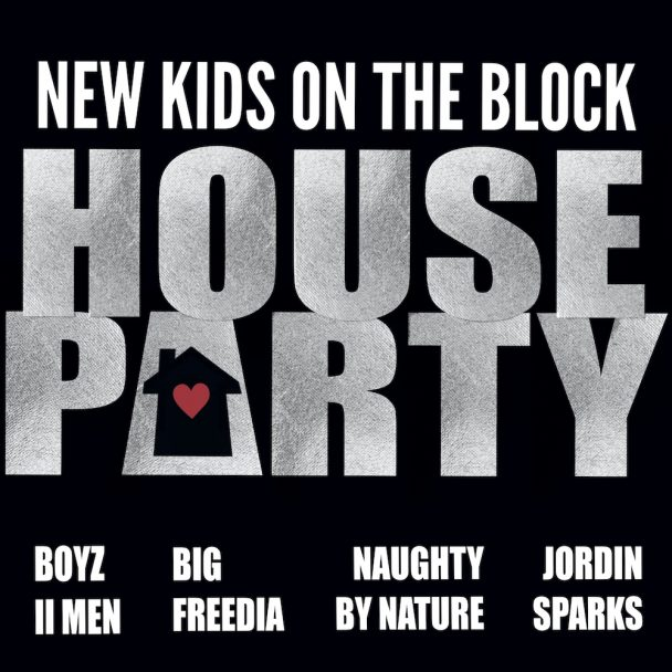 """New Kids On The Block – """"House Party"""" (Feat. Boyz II Men, Big Freedia, Jordin Sparks, & Naughty By Nature)"""
