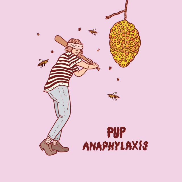 """PUP - """"Anaphylaxis"""""""