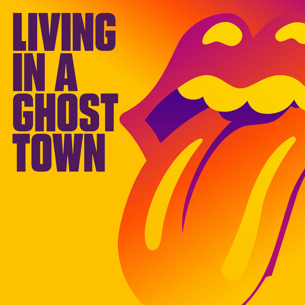 """The Rolling Stones – """"Living In A Ghost Town"""" - Stereogum"""
