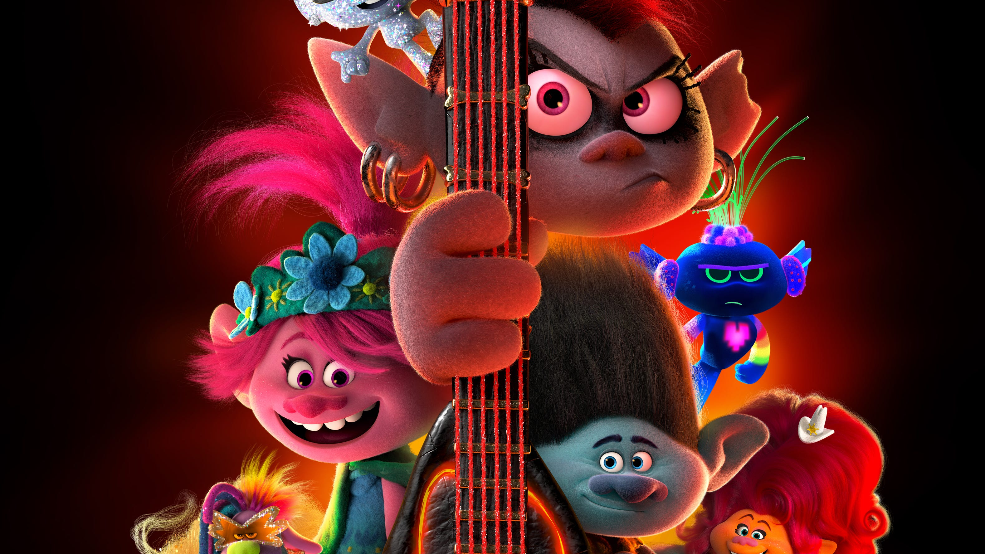 Trolls World Tour Review A Poptimist Nightmare Now Streaming