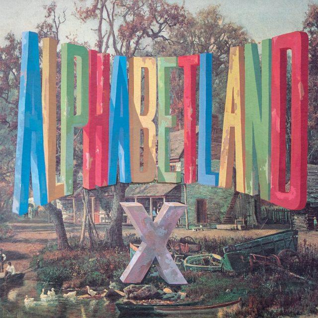 X-Alphabetland
