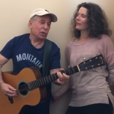 Watch Paul Simon And Edie Brickell Cover The Everly Brothers In Quarantine