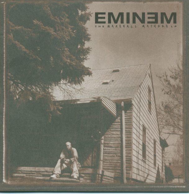 Eminem's 'The Marshall Mathers LP' Turns 20