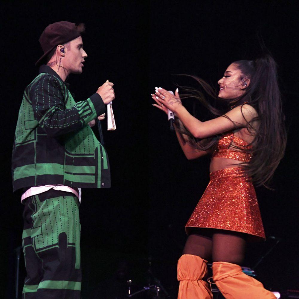 Justin Bieber & Ariana Grande