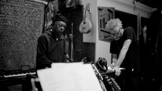 Matt Berninger & Booker T. Jones