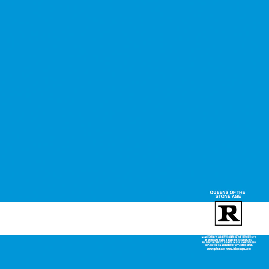 Queens Of The Stone Age - Rated R