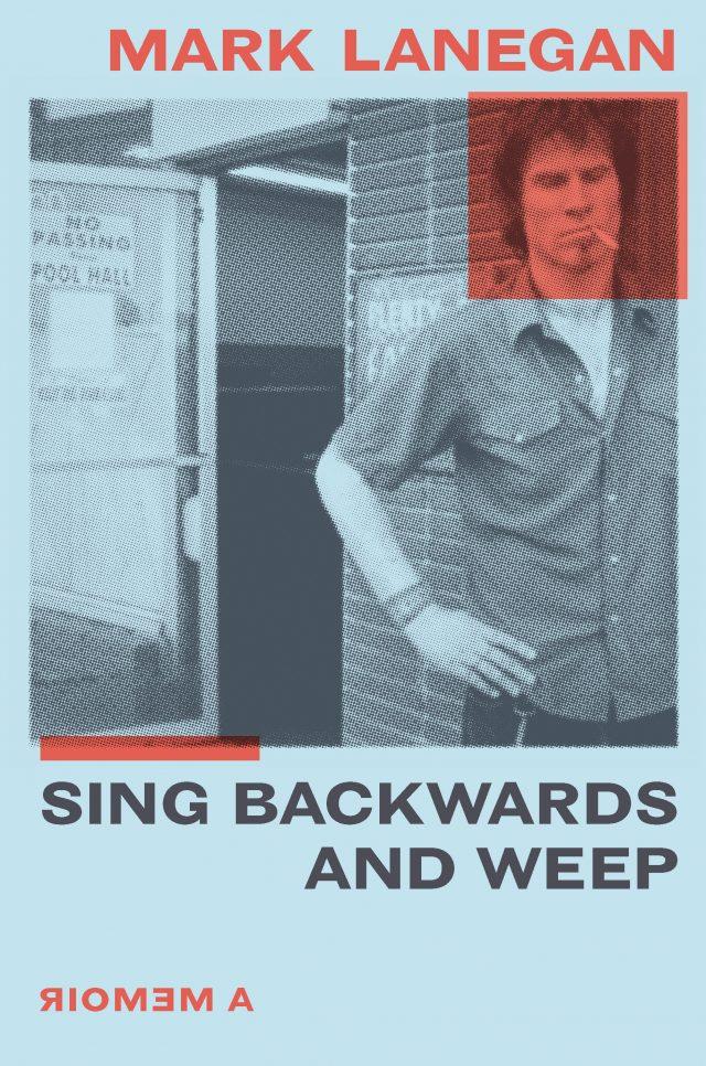 Mark Lanegan - 'Sing Backwards And Weep' Book