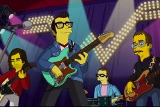 Weezer-on-The-Simpsons