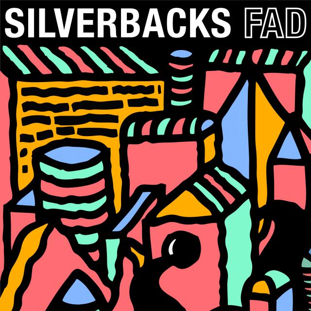 Capa de Fad, de Silverbacks