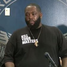 Watch Killer Mike's Speech To Atlanta Protesters