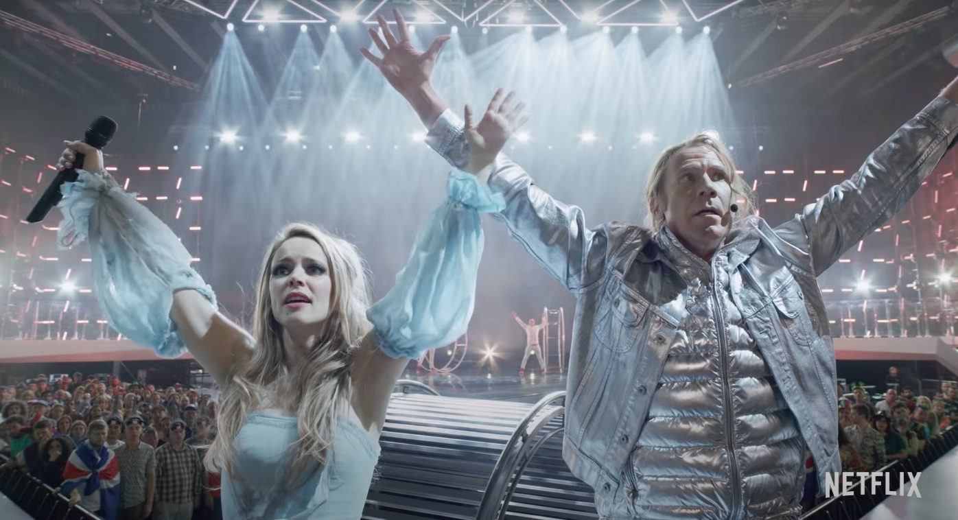 Eurovision Song Contest Trailer': Will Ferrell & Rachel McAdams' Movie Comes To Netflix In June - Stereogum