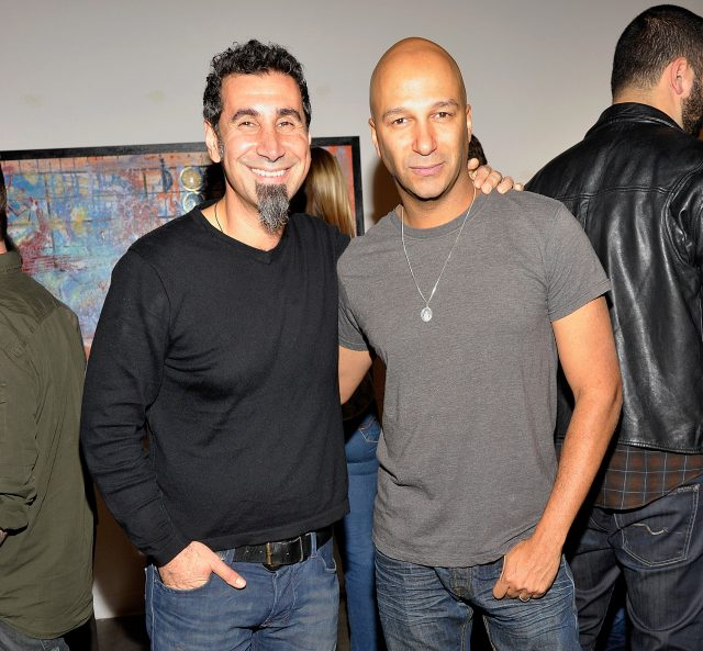 Serj Tankian & Tom Morello